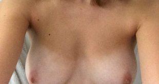 Selfie de ma magnifique poitrine